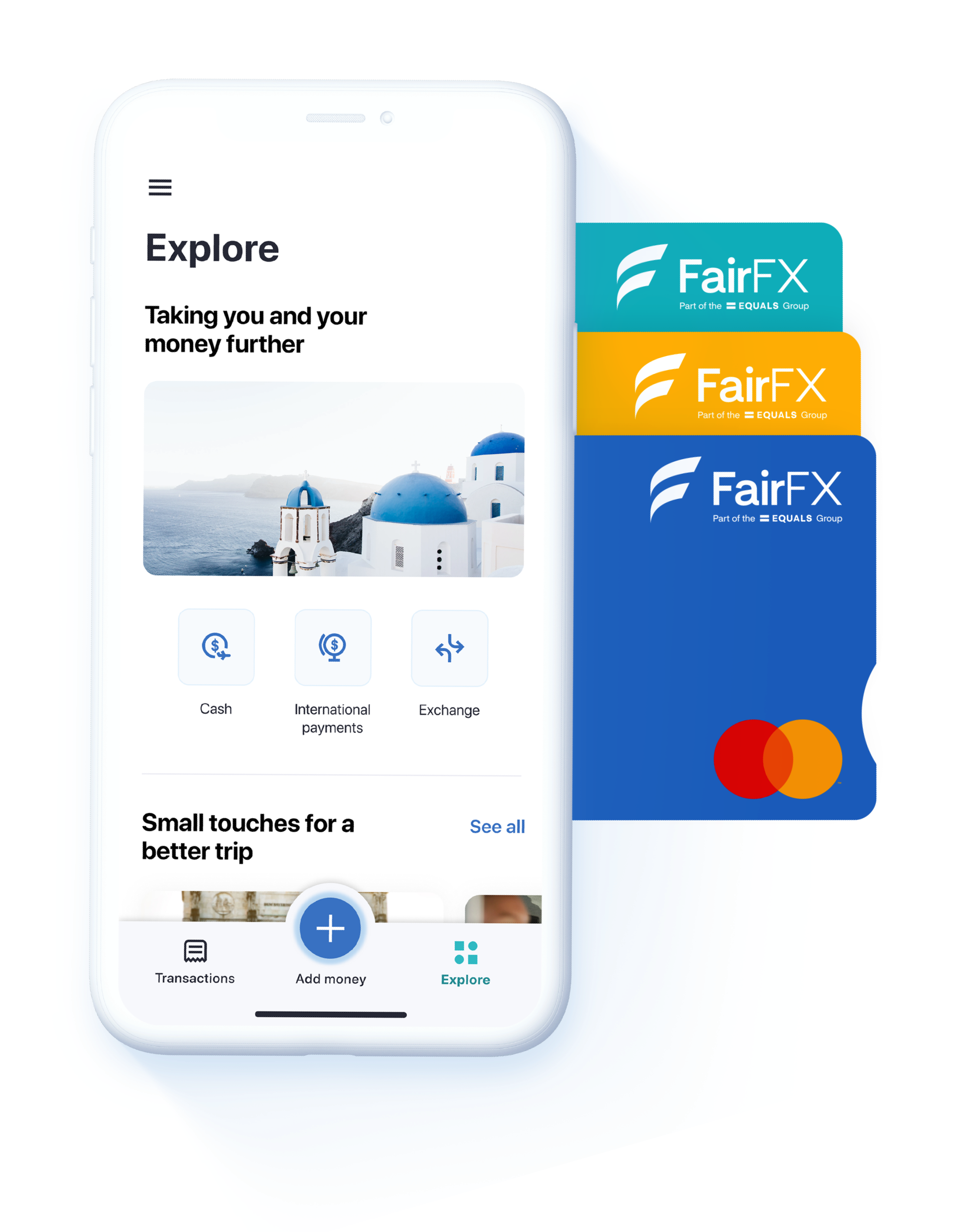 FairFX Currency Card and app