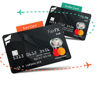 FairFX Currency Cards, International Payments, Travel Cash