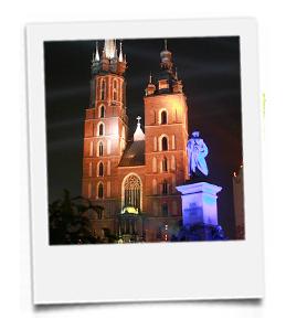 Krakow Cathedral, Poland