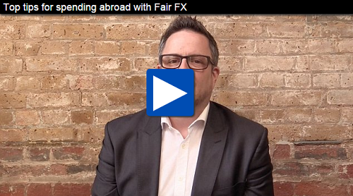 FAIRFX Tips for spending abroad